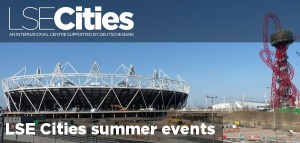 LSE Cities summer events