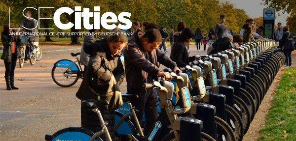 Hiring Boris bikes in London