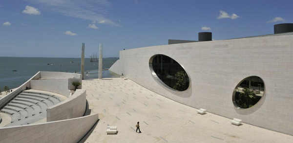 Champalimaud Centre, Lisbon 2010 - Charles Correa