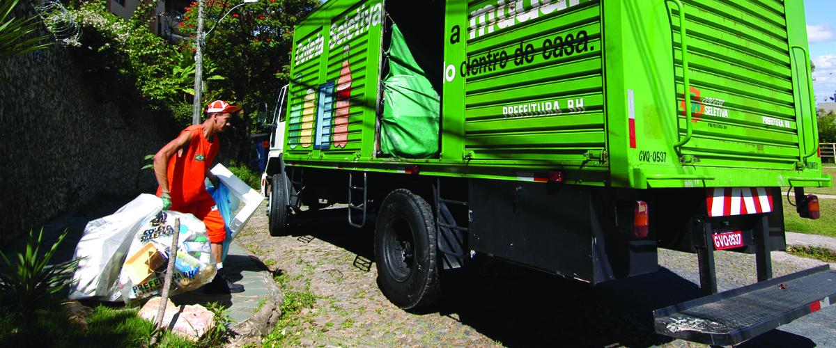 Belo Horizonte_Door to door collection