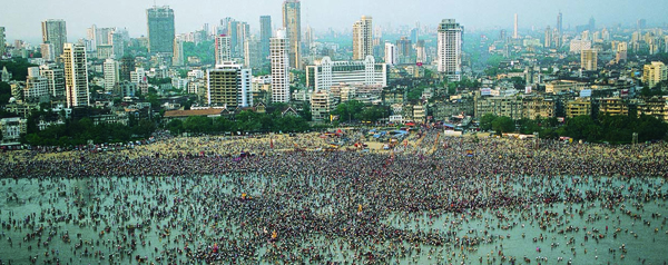 Renewing Indian Cities