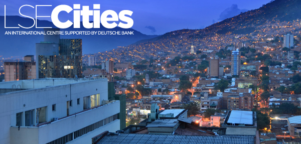 Medellín at Night