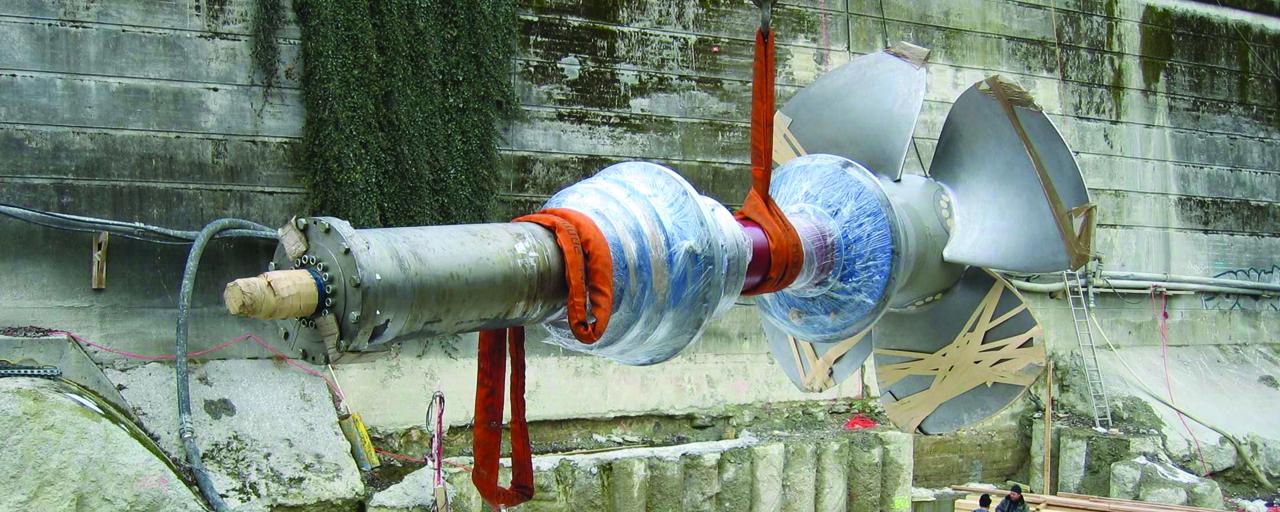 5b Praterkraftwerk-Turbine-einheben-1-Foto-SWM-Scharnagl_cropped