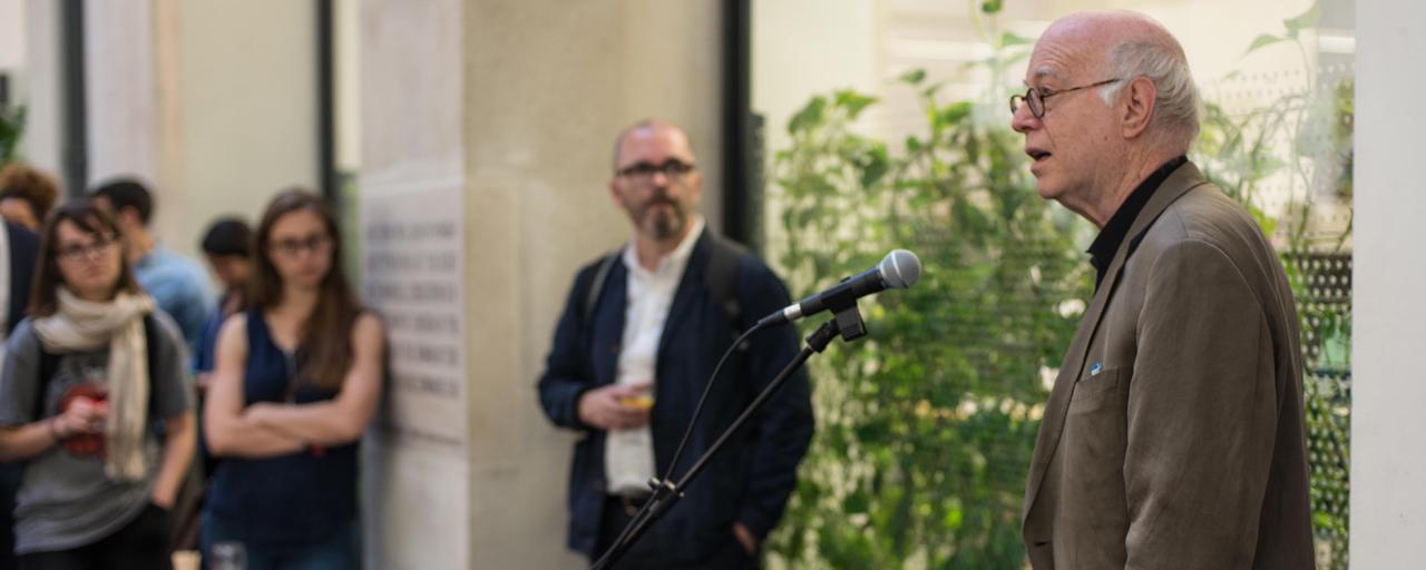 Designing Urban Commons Exhibition launch
