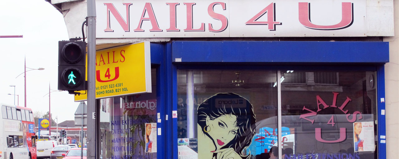 Nails 4U_Peckham Rye Lane