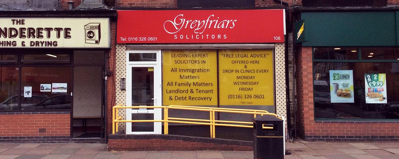 Solicitors_Peckham Rye Lane