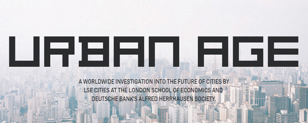 Urban Age website