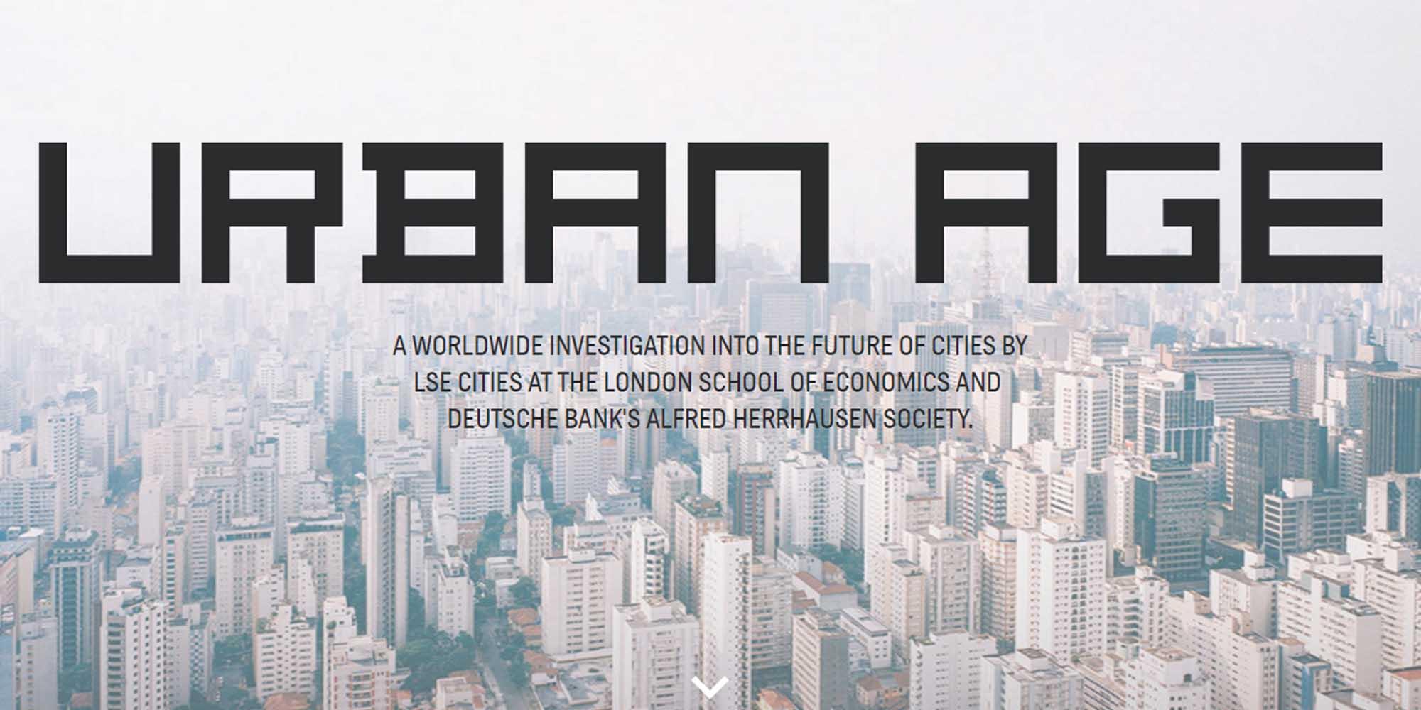 Urban Age